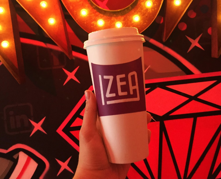 coffee-izea