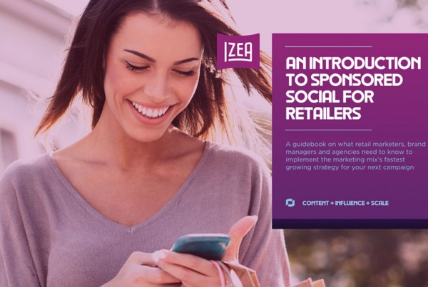 An Introduction to Sponsored Social for Retailers
