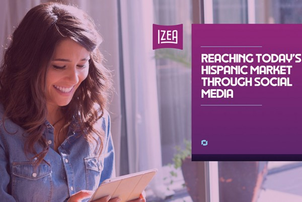 Reaching Today's Hispanic Marketing Through Social Media