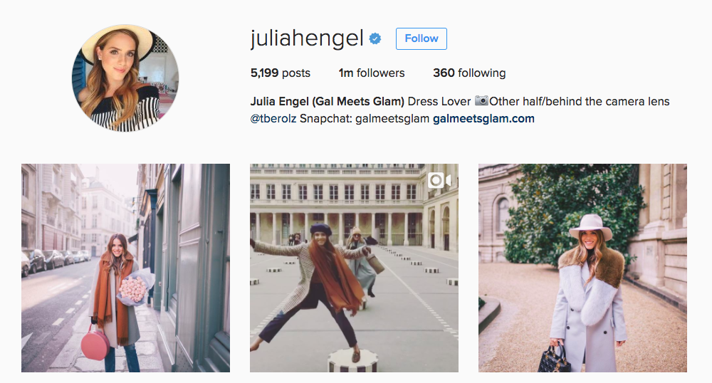 Julia Engel Instagram Influencer