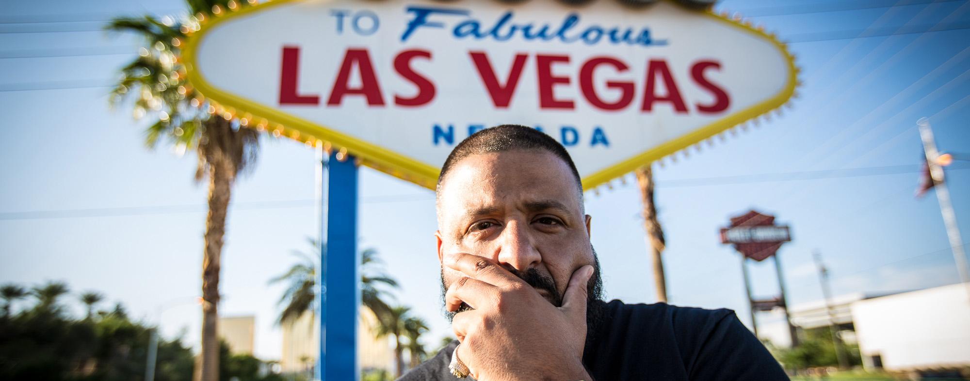 DJ Khaled Las Vegas Snapchat